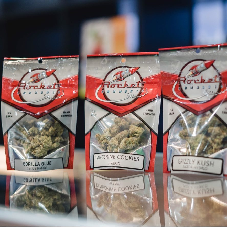 Check Out Rocket Cannabis And Peep Their Prime Buds And