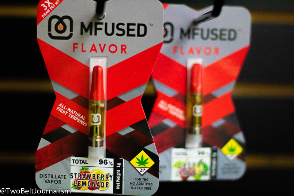 Learn More About MFused And Their Array Of Tasty Cartridges