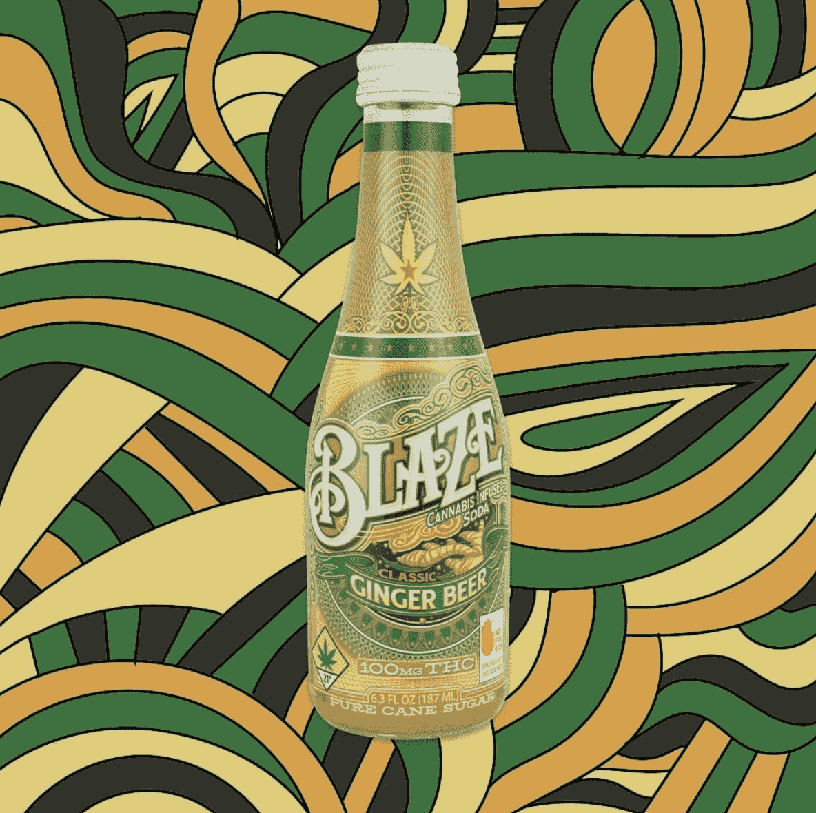 Cannabis Infused Ginger Beer by Blaze Sodas: The Winter Drink For Cannabis Lovers